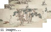 Landscape with Portraits of Scholars