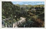Postcard: Busch Gardens, Pasadena, California